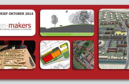 Nieuwsbrief Plannen-makers Oktober 2014
